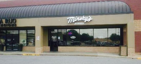 Minsky's Pizza - Metcalf
