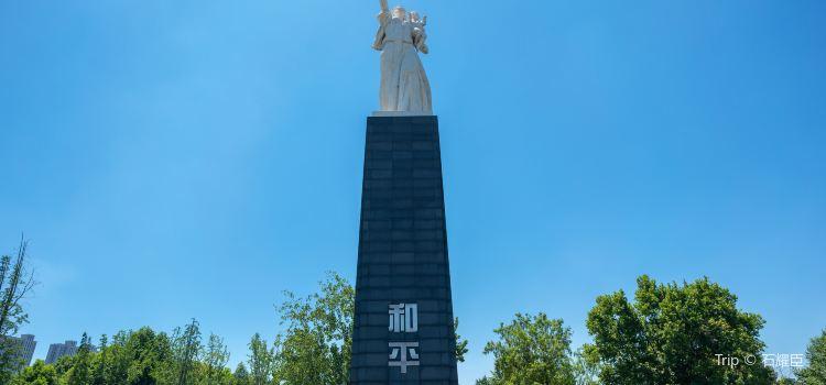 난징대학살 기념관(침화일군남경대도살우난동포기념관)2