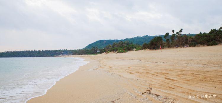 墾丁白沙灣海灘1