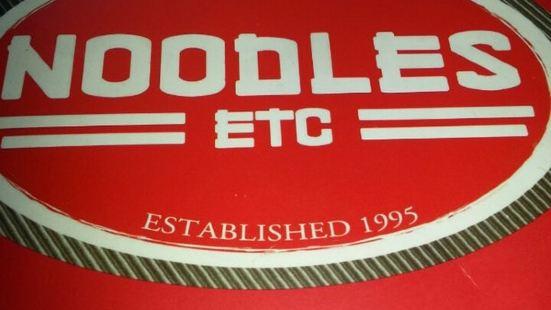 Noodles, Etc.