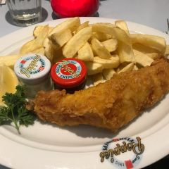 Poppie's Fish and Chips Spitalfields User Photo