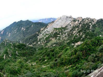 이멍산(기몽산) 관광단지 구이멍(구몽) 지구