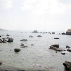 강즈허우 해수욕장 여행 사진