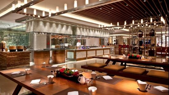 Shanghai City Bistro (Shanghai Marriott Hotel City Centre)