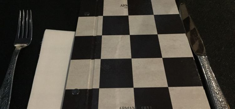 Armani / Prive2