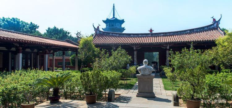 Master Hongyi Memorial Hall1