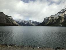 约翰逊湖-班夫国家公园-cparissh