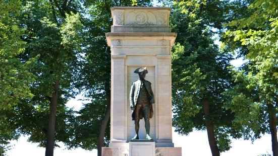 鐘斯紀念碑