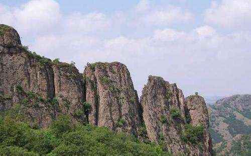 烏蘭木圖山風景區