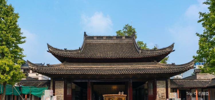양저우 팔괴 기념관1