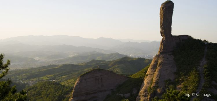 Bangchui Mountain1