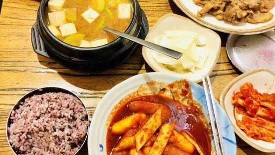 清潭洞韓國料理