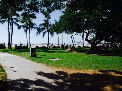 Fort DeRussy Beach Park