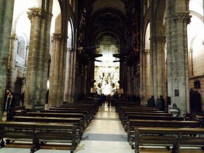 산티아고 데 콤포스텔라 대성당 (대성당 데 산티아고 데 콤포스텔라)