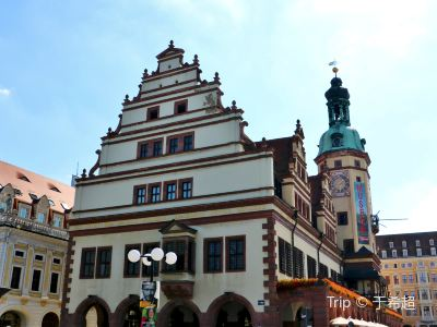 老市政廳(萊比錫城市歷史博物館)