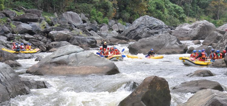 Barron River Rafting3