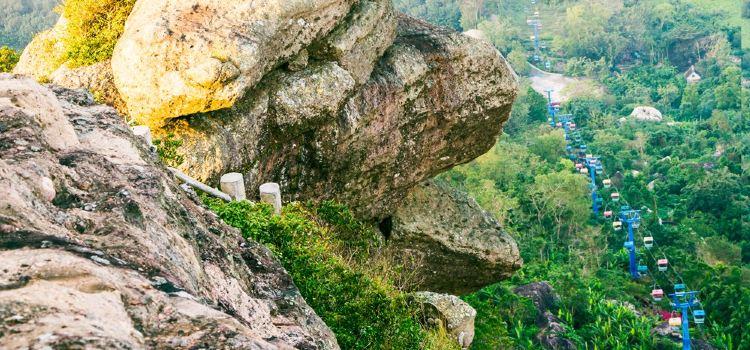 Baishi Ridge2