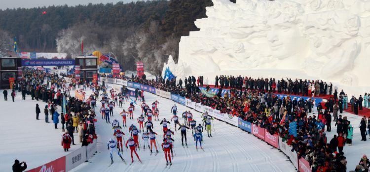 징웨탄 스키장3