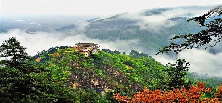 싱룽산 자연보호구1