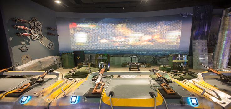 時空港VR主題樂園3