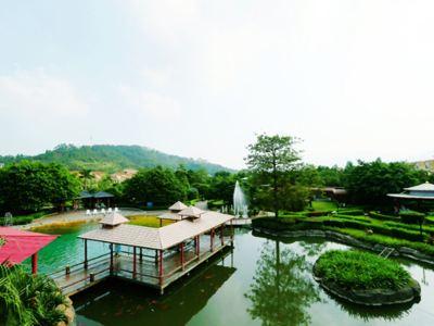 曹渓温泉度假村(ツァオシー・ホットスプリングリゾート)