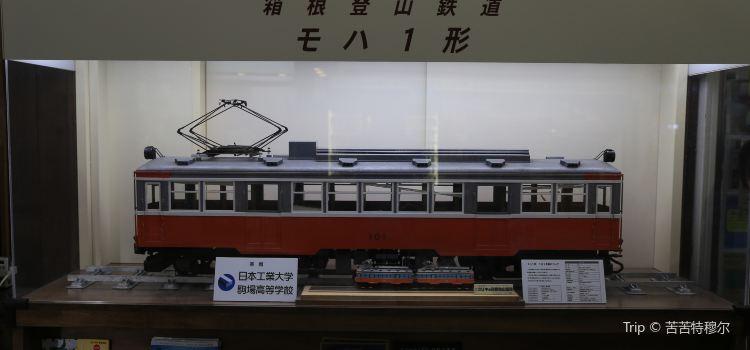 強羅車站1