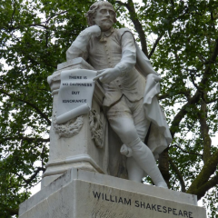 Shakespeare Monument User Photo