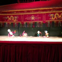 Golden Dragon Water Puppet Theater User Photo