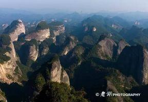 八角寨:一個比丹霞山更美的地方