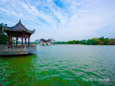 Huxin Pavilion