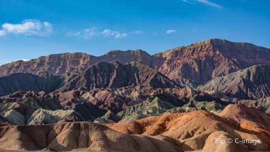 吐魯番沙漠生態旅遊區