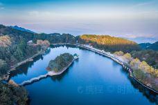 如琴湖-庐山风景区