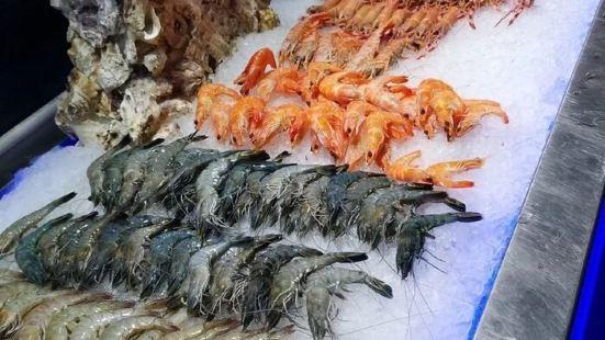 蒸鼎薈海鮮自助餐廳