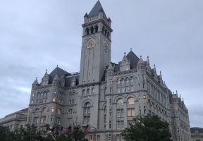 華盛頓10大人氣酒店