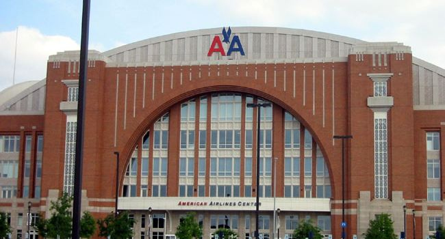 美國航空中心體育館1