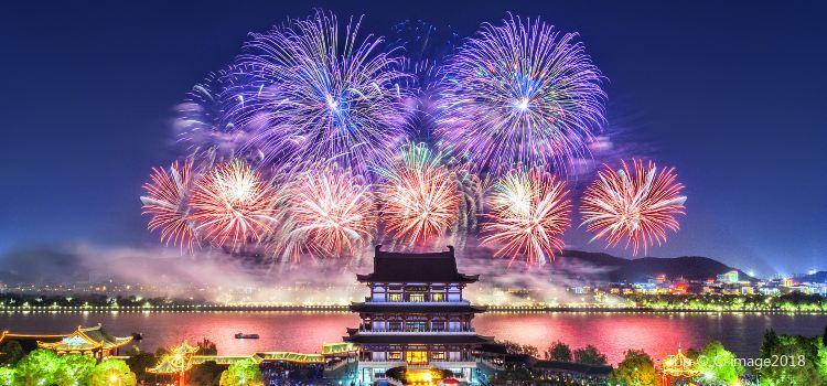 Orange Isle Fireworks2