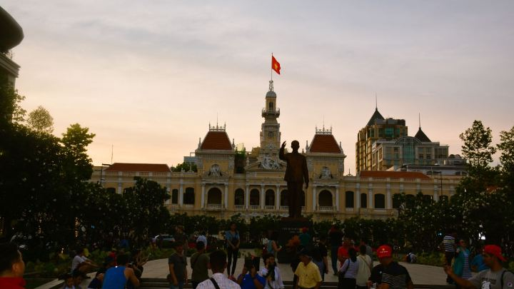 胡志明市旅行分享
