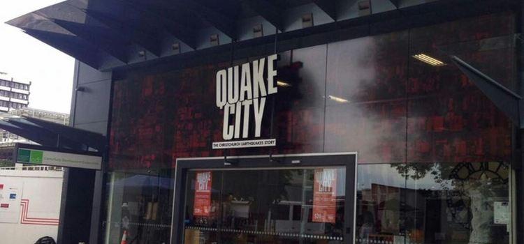 地震之城展覽館3