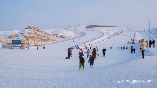 侏羅紀滑雪場
