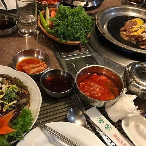 Korean Palace Restaurant