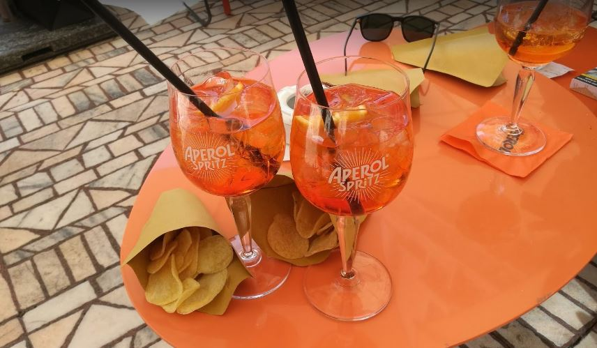 Terrazza Aperol Reviews Food Drinks In Lombardy Milan