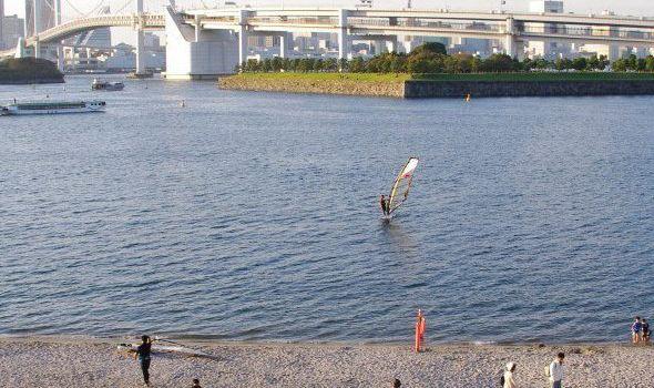 Odaiba Seaside Park3
