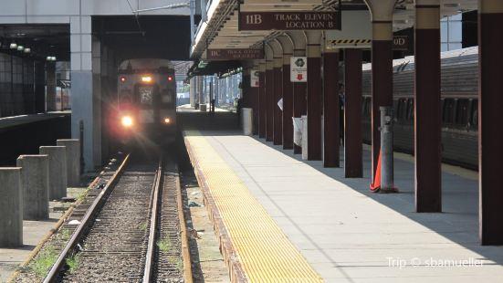 Boston Landing Station