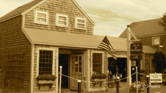Nantucket Downtown Historic District