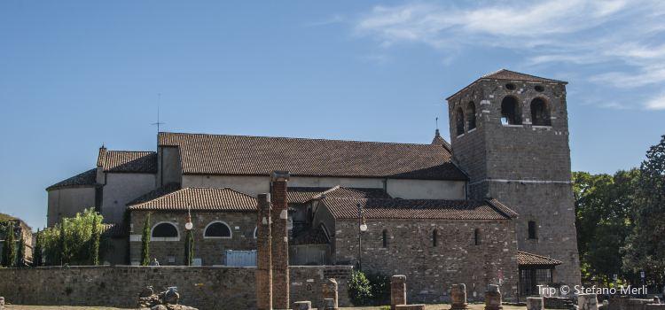 Cattedrale di San Giusto Martire2