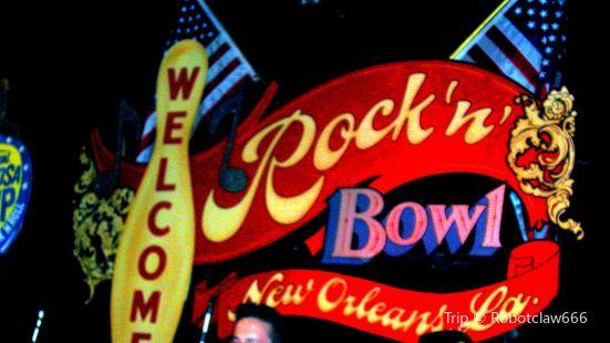 Rock n Bowl - Mid City Lanes