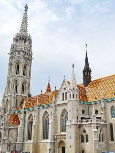 马加什教堂-布达佩斯-用户1