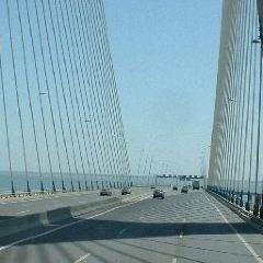 바스쿠 다 가마 다리 여행 사진