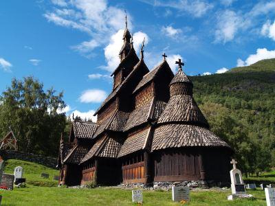 보르군드 통널 교회