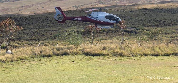 Sunshine Helicopters Big Island1